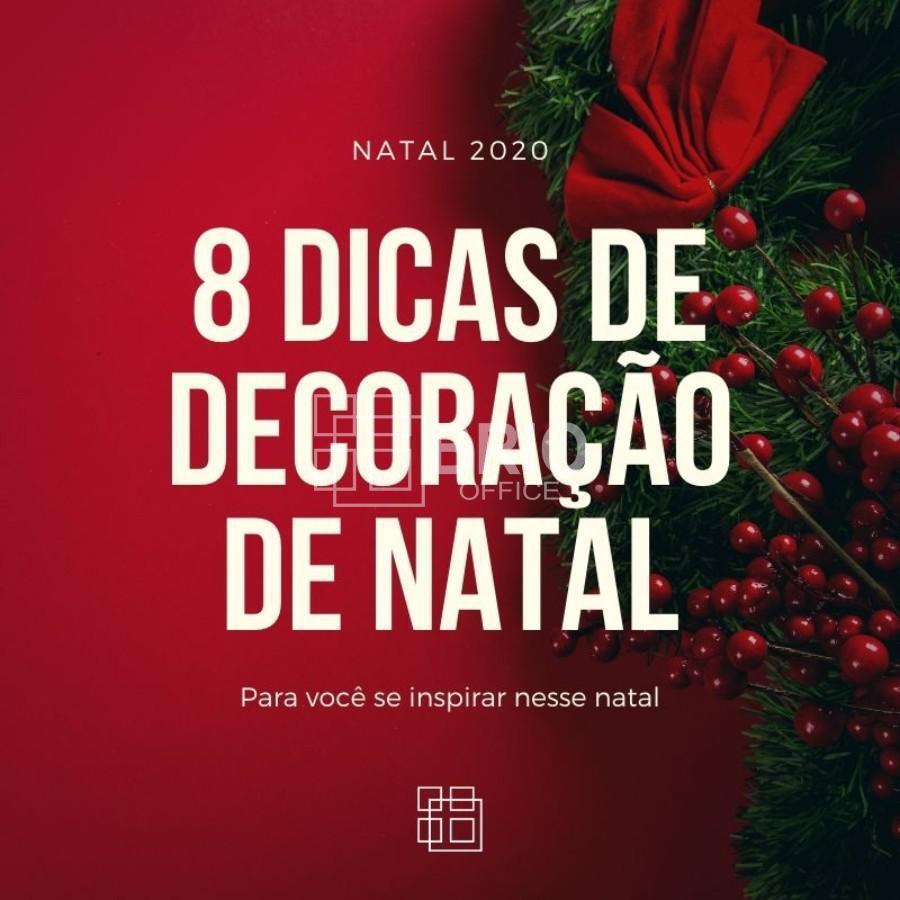 8 dicas de decora��o de natal