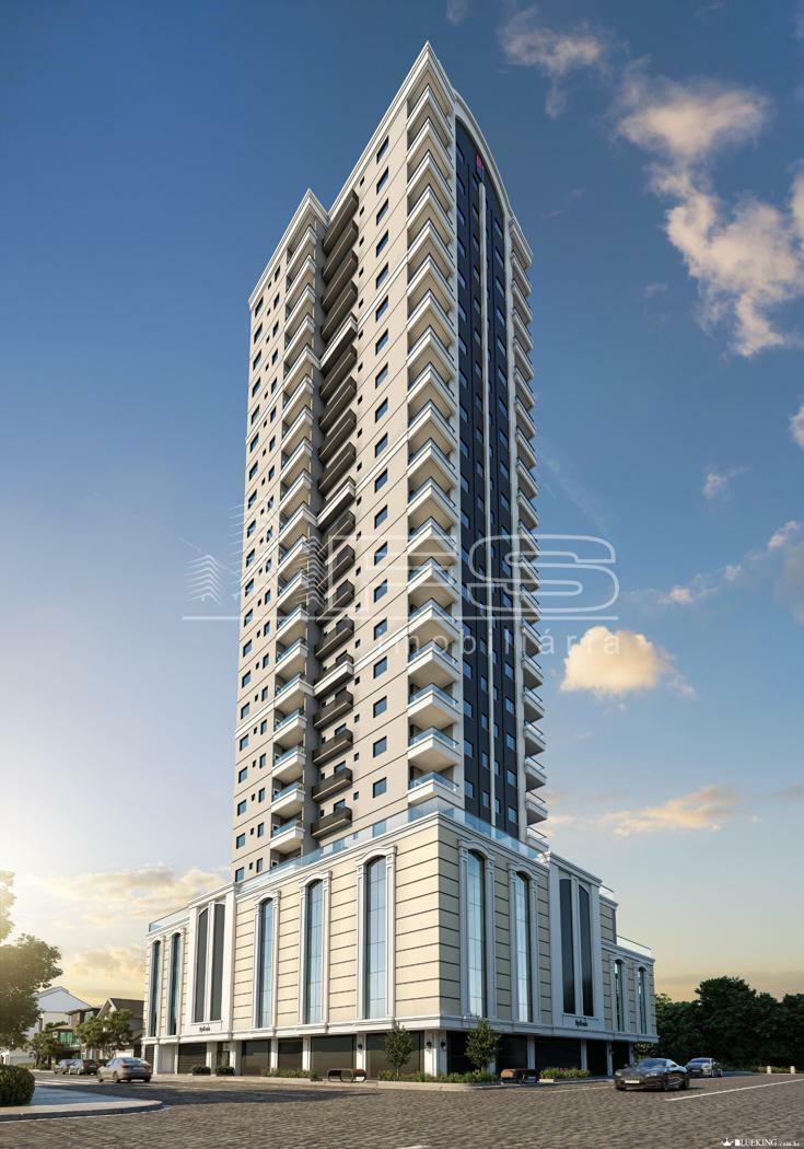 Apartamento com 2 Dormitórios à venda, 78 m² por R$ 607.543,00