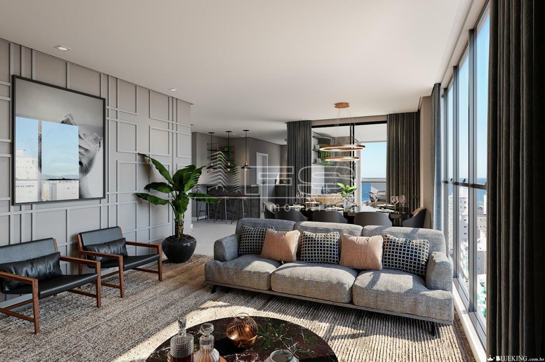 Apartamento com 3 Dormitórios à venda, 131 m² por R$ 1.091.712,00