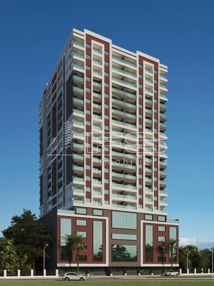 Apartamento com 2 Dormitórios à venda, 81 m² por R$ 600.142,00