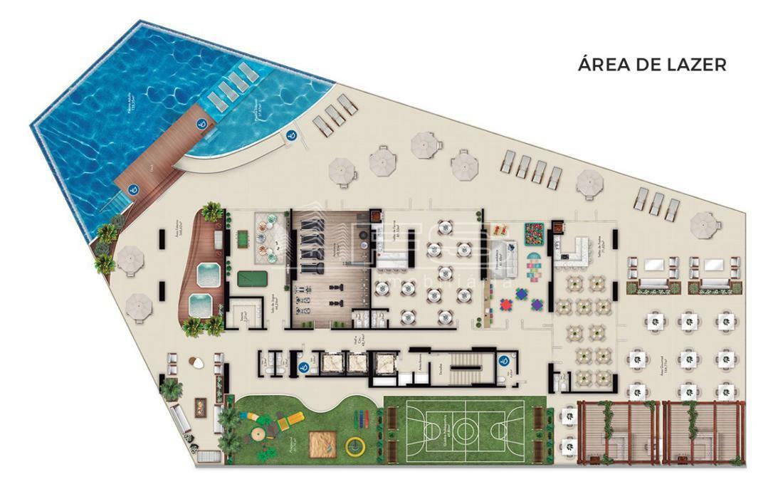 Apartamento com 4 Dormitórios à venda, 170 m² por R$ 2.250.000,00