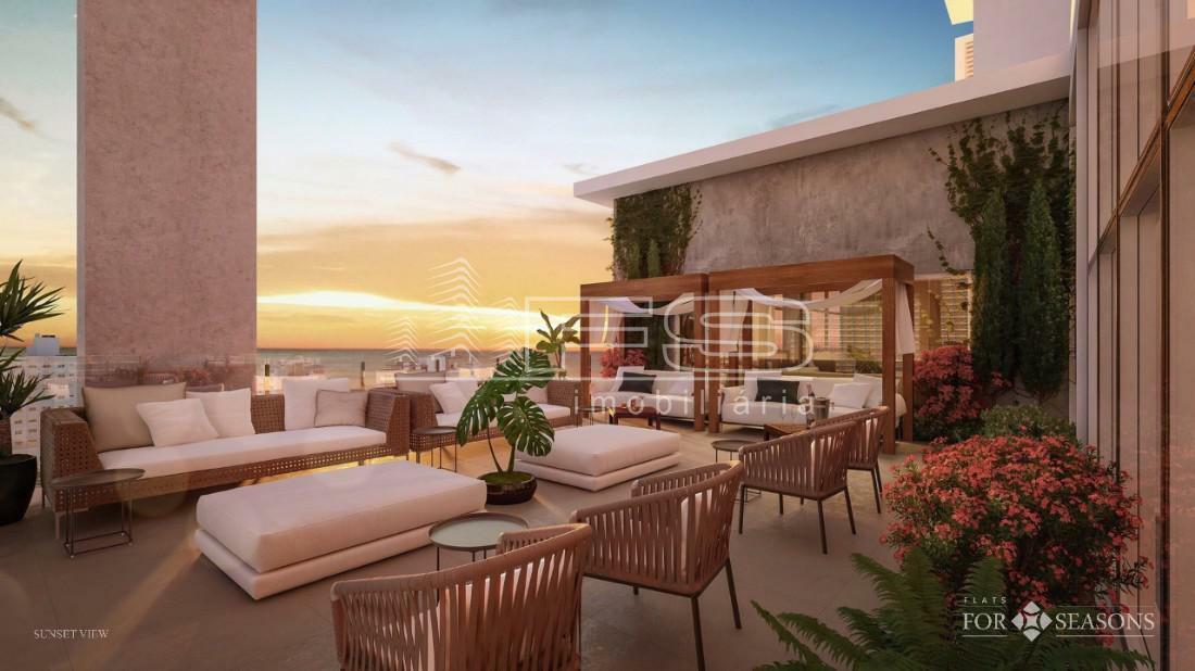 Apartamento com 1 Dormitórios à venda, 40 m² por R$ 480.000,00