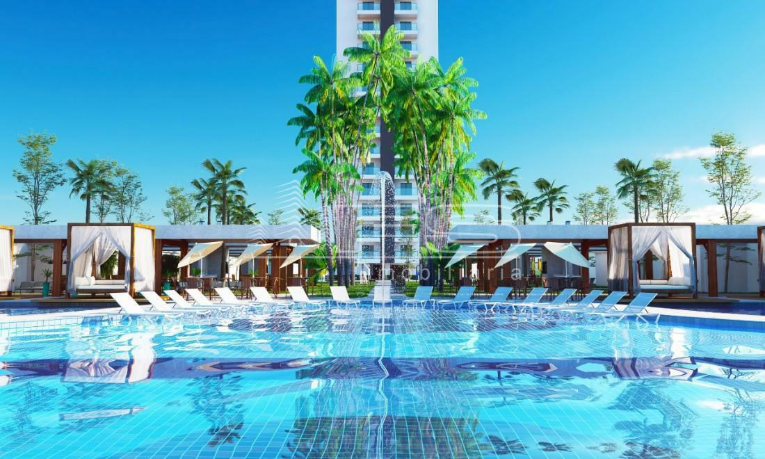 Apartamento com 2 Dormitórios à venda, 63 m² por R$ 432.869,00