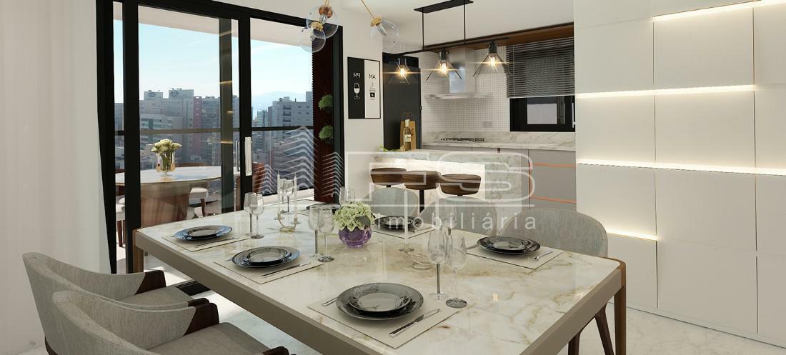 Apartamento com 3 Dormitórios à venda, 118 m² por R$ 1.150.945,00
