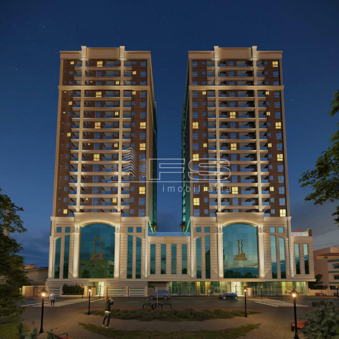 Apartamento com 2 Dormitórios à venda, 70 m² por R$ 385.000,00