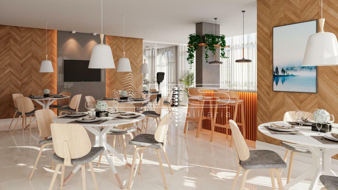 Apartamento com 2 Dormitórios à venda, 102 m² por R$ 520.000,00
