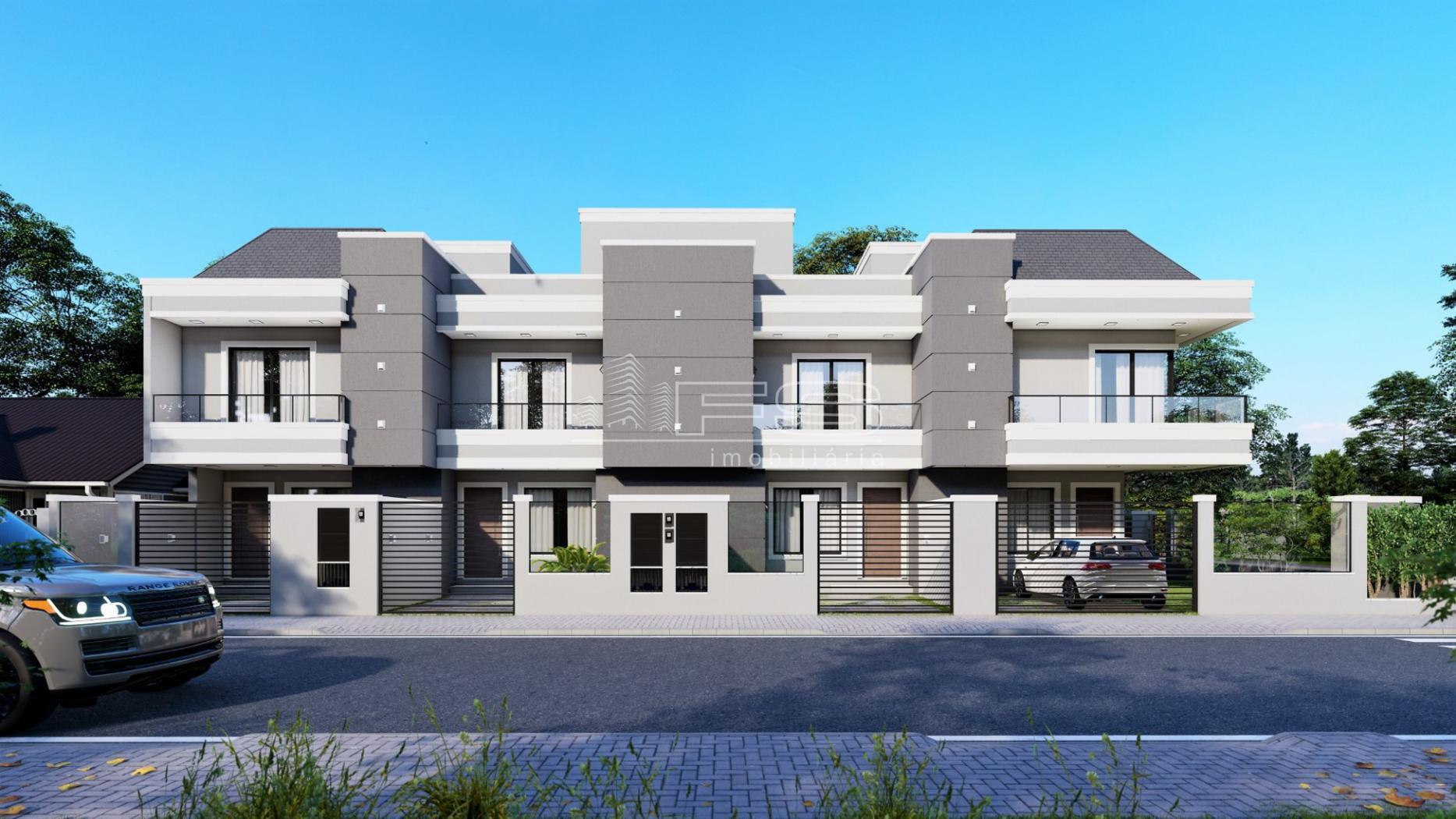 Casa com 2 Dormitórios à venda, 84 m² por R$ 351.800,00