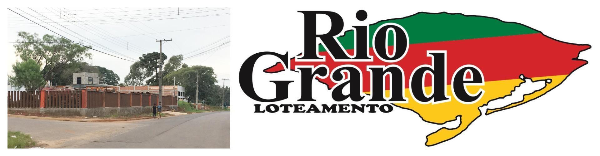 Passo Fundo Lotes com frente  Av. Rio Grande