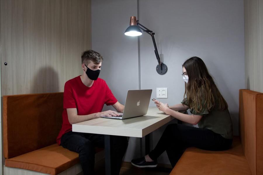 Conhe�a as vantagens do coworking para o p�s-pandemia