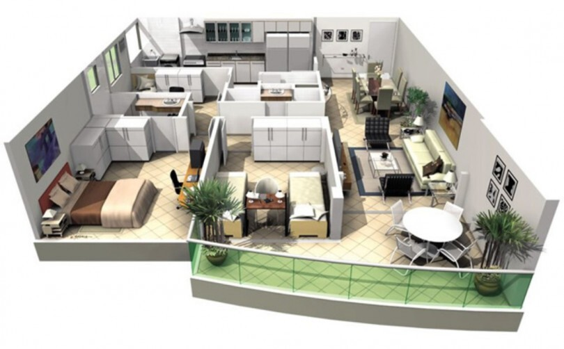 Conhe�a alguns benef�cios de comprar apartamento na planta