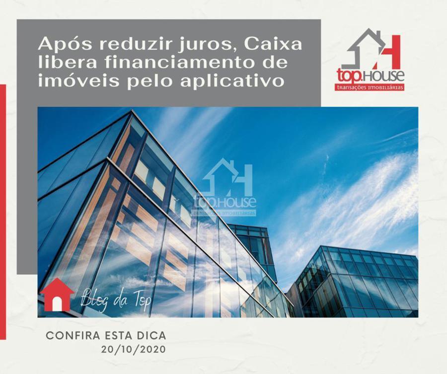 Ap�s reduzir juros, Caixa libera financiamento de im�veis pelo aplicativo