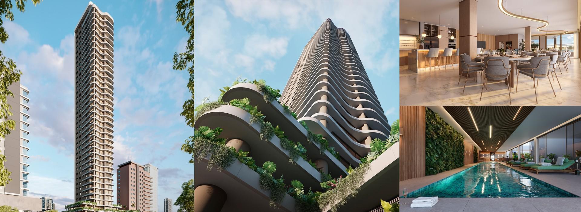 Passo Fundo A mais alta torre residencial do RS